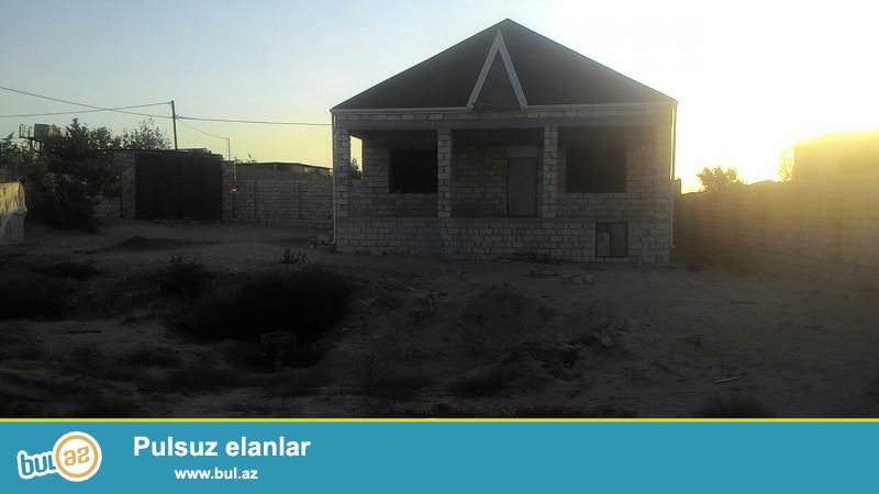 Sabunçu rayonu Pirşağı qəsəbəsi, dənizə 3 km məsafədə, 13 sot torpaq sahəsində, ümumi sahəsi 120 kvadrat olan 4 otaqlı bağ evi satılır...