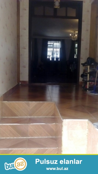 Xirdalan weherinde, AAF parkin yaxinliginda 4 otaqli tam weraitli heyet evi satilir...