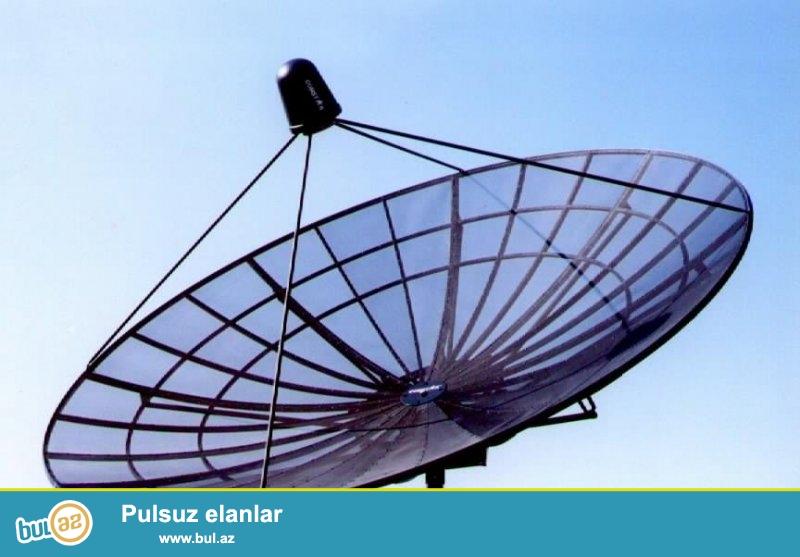Krosna   peyk   antennalarin   kreditle      satishi     500 den cox   turk rus  azeri kanallari HD  goruntu    ile       ilkin odenish   20   azn   ayliq    28  azn    6    ay   muddetinde ...