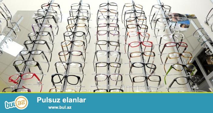 Optikaya satıcı xanım və ya bəy tələb olunur...
