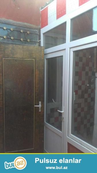 DIQQET DIQQET TECILI Xirdalan seherinde 40 kv.m saheye tikilen 2 otaq tam temirli heyet evi satilir...