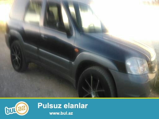 MAZDA TRİBUTE 2002 MODEL BENZİN 3.0 MOTOR SATİLİR...