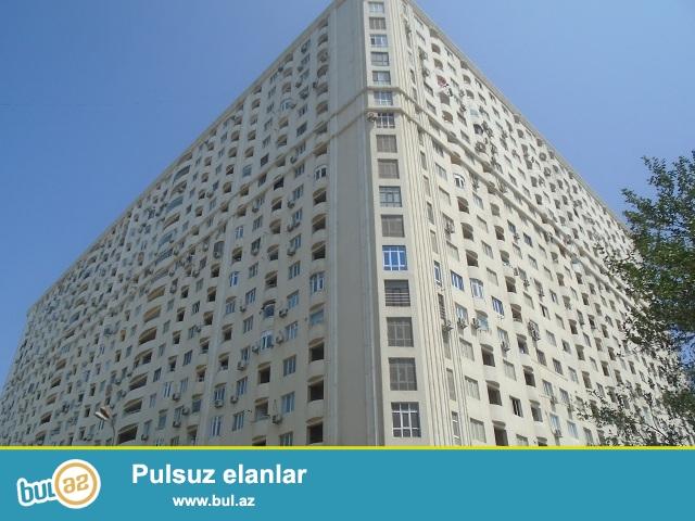 Nermanovda yerlesen yeni tikili binada 19-mertebeli binanin 16-ci mertbesində 3-otag 4 otag duzelme 133-kv ela temirli esyalari ile birlikde satilir...
