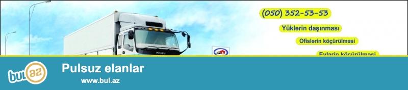 Yük taksisi Bakı şəhərində və həmçinin respublika ərazisində kiçik və iri miqyaslı yük daşımalarını həyata keçirir