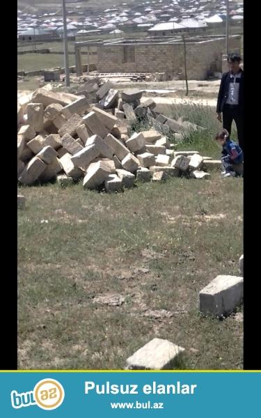 Salam.Abşeron rayonu Qobu qəsəbəsində 4sot torpaq satıram...