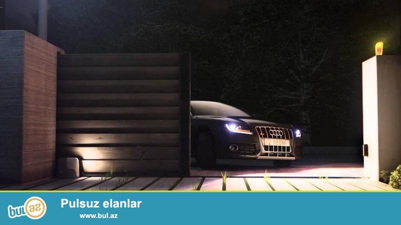 Sizə avtomatik qaraj qapilari üçün darvaza motorlarını təqdim edirik...