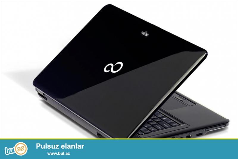Fujitsu LIFEBOOK AH532 15.6 inch laptop (black) Intel Core i3-3120M Processor (3M Cache, 2...