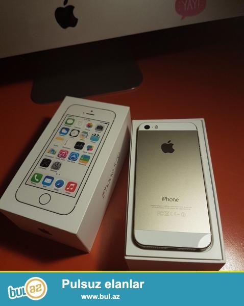 Apple iPhone 5s 16GB.<br /> .<br /> istifadəçi kitabçası:<br /> <br /> Brand Apple<br /> Model iPhone 5s<br /> <br />  Daha ətraflı məlumat üçün bizimlə əlaqə saxlayın<br /> <br />  Skype: Unbetable...