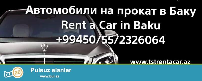 Əlaqə telefonu 1: +994502326064 <br /> Əlaqə telefonu 2: +994552326064 <br /> Если Вы гость Баку на несколько дней - авто для проката в Баку будет Вам удобным решением...