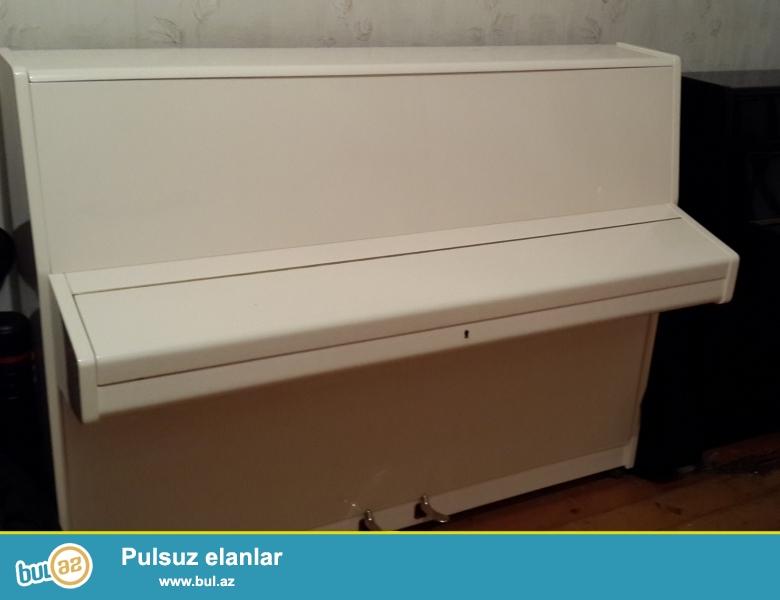 Pianino ustasiyam, en ucuz giymetlerle uzun muddetli zemanetle pianinolar teklif edirem...