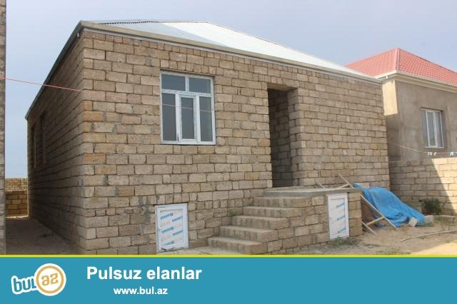 Sabunçu rayonu Zabrat 1 qəsəbəsi, Kərpic Zavod deyilən ərazidə, 2 sot torpaq sahəsində ümumi sahəsi 90 kv...