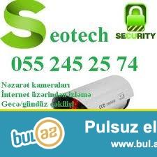Alarm sistemi, siqnalizasiya.<br /> <br /> Seotech firmasi Size alarm sistemleri (siqnalizasiya sistemleri) teklif edir...
