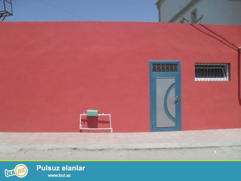Binəqədi rayonunda Respublikanski Qai-nın  ve Çırağan şadlıq sarayının yanında 2 otaqlı ( 2 otaq, mətbəx, hamam-tualet) həyət evi satılır ...