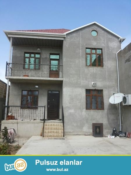 Xırdalan şəhərində , Yoncalıqda (Milyanerlər məhəlləsində ) 3 sotun içində 2 MƏRTƏBƏli həyət evi satılır...