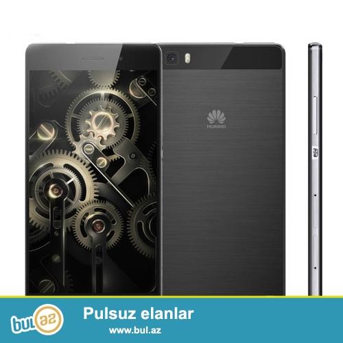 YENI,BAGLI QUTUDA <br /> CHATDIRILMA PULSUZ<br /> Huawei P8 Lite 4G LTE ALE UL00 Dual Telefonu Octa Core 2GB RAM 16GB Yaddaş 5...