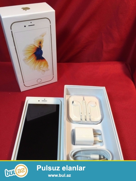 New Apple iPhone 6S in excellent condition, comes with 12 months international warranty and return policy of 90 days...