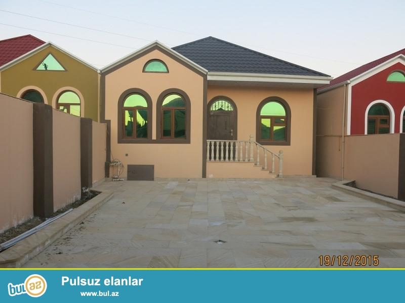 Masazirda 4 otaqli ipoteka ile heyet evi satilir <br /> Tecili olaraq Masazirda Can-Tepe terefde 142 N mawrutdan 100 metr arali 2...
