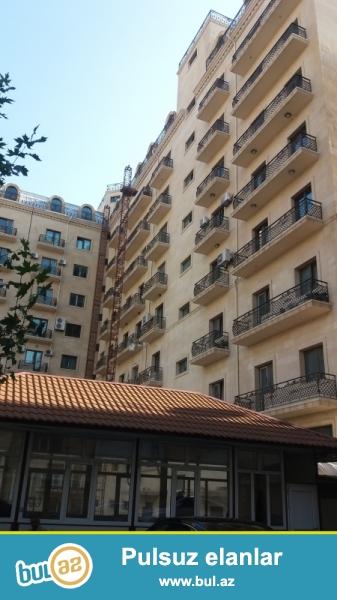 Ясамальский район,  Зимний парк, в полностью заселенной новостройке сдаётся 4-х комнатная квартира...