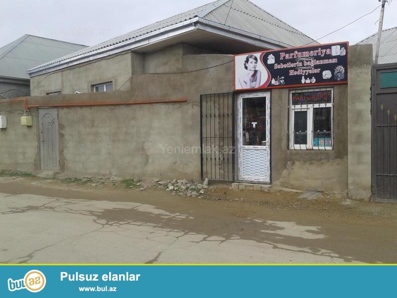Sabunçu rayonu. Ramana gülçülükde tam temirli ev satiram...