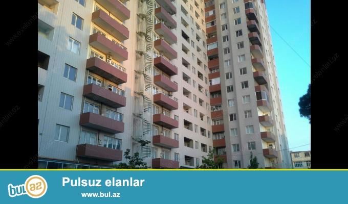 Təcili variant!!! 7.mkr  yeni tikili binada 1 otaqdan 2 otaqa düzəlmiş mənzil satılır...