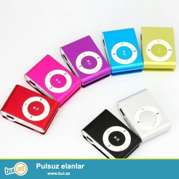 Mini Mp3 Playerler <br />