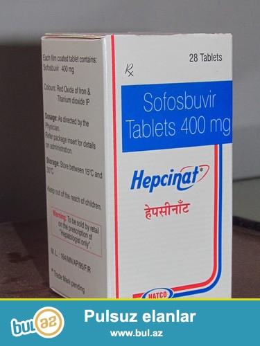 Hepatit daşıyıcıları üçün çox ucuz sifarişlə Hindistan istehsalı olan ən yüksək keyfiyyətdə dərmanlar...