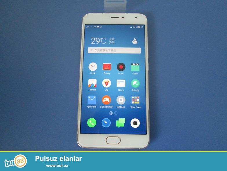 Təzə, istifadə olunmayıb. Sərfəli qiymətə dünya səviyyəli brend smartfon metal korpuslu Meizu M1 Metal satılır ...