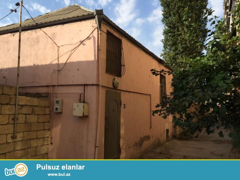 Xırdalan şəhərinin mərkəzində 2 otaqlı həyət evi satılır...