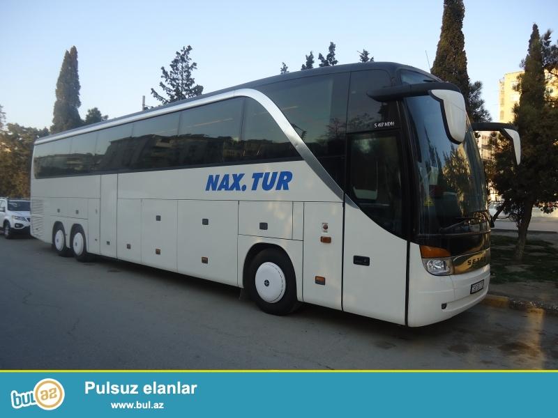 Hər nov avtobuslarin sifarisi