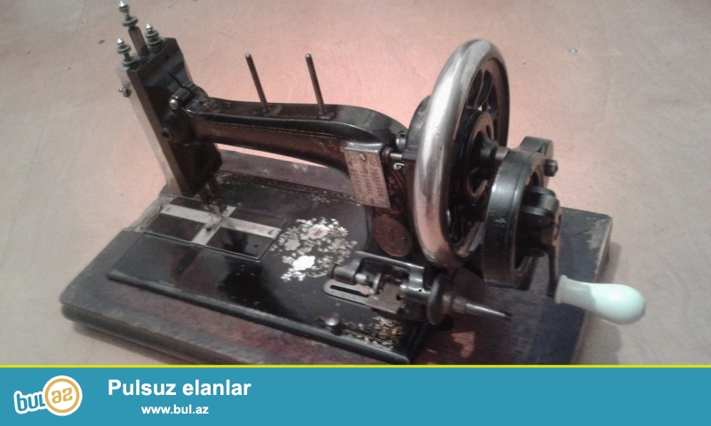 1 esrden cox yasi var.1900-cu ilde istehsal olunub...