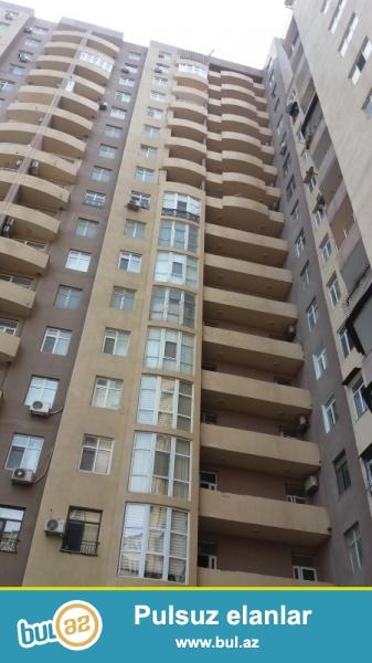 Ясамальский район, по проспекту Строителей, в полностью заселенной новостройке сдаётся 3-х комнатная квартира...