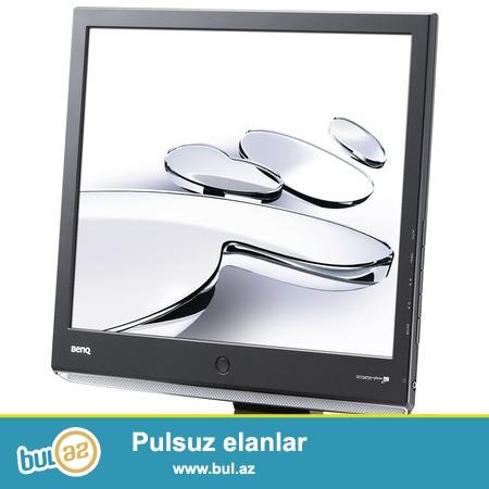 LCD Beng Monitorlari (17 Ekran) <br /> Ela Veziyyetde <br /> Ishlemeyinde Problem Yoxdu <br /> Qiymeti - 45 Azn <br /> Real Alicilar Zeng Vura Biler