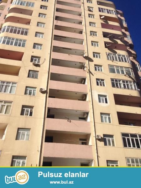 """Yasamal rayonu, Yeni Yasamal qəs., """"Gülüstan"""" ş/s yaxınlıgında,  tam yaşayışlı yeni tikilidə 3 otağa düzəldilmiş mənzil satılır..."""