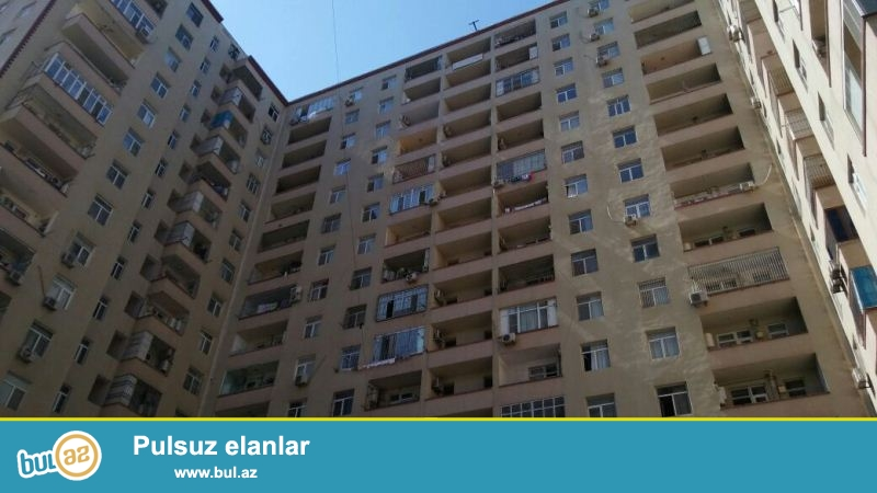 """""""GARANT EMLAK"""" TEKLİF EDİR!!! Bineqedi rayonu, Abay Kunanbayev küçesi, Favorit marketle üz-üze yerleşen yeni inşa edilmiş 16 mərtəbəli binanın 3-cü mərtəbəsində 3 otaqlı, İDEAL TƏMİRLİ, 113 kv..."""