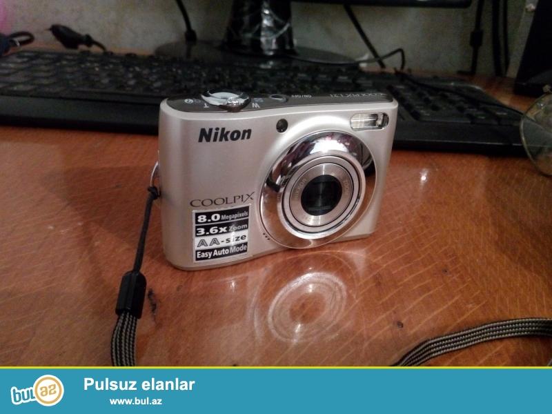 Nikon aparat  satılır,maraqlananlar elaqe saxlaya bilerler.