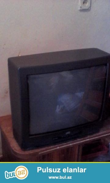 JVC  televizor.<br /> İşlek veziyyetdedir. Heç bir problemi yoxdur.