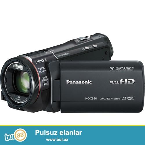MƏHSUL VURĞULANIR<br />  <br />  Üç MSN BSİ- ilə Ölçü (3mos)<br />  AVCHD-da full HD Video<br />  12x Optik Miqyası Leica Dicomar Obyektivi<br />  Sürətli f/1 ...