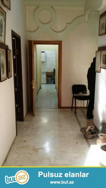 Владелец. Сдается в аренду объект, расположен в центре города, имеется два центральных выхода, четыре комнаты, сан узел, интернет, телефон, кабельное телевидение, кондиционер, камеры видеонаблюдения,парковка...