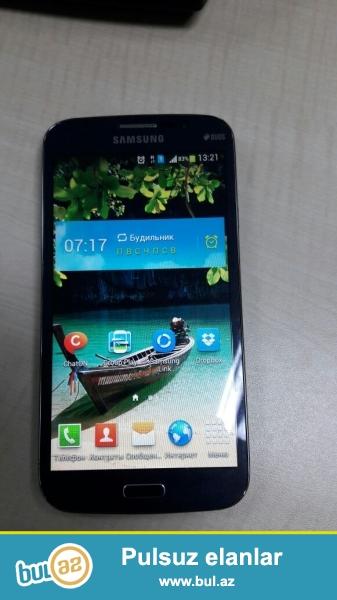 Samsung Galaxy Mega i 9152 .yaxshi vaziyyatda.koropkasi ,naushnik,adaptor var.