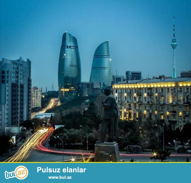 Срочная продажа.<br /> В экологически-чистом месте центра города Баку - около памятника Нариманова продаётся 2-х комнатная квартира...