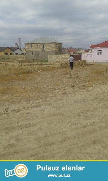 Masazırda, 169 nömrəli marşrutun axırıncı dayanacağının yaxınlığında, Yoncalıq deyilən ərazidə 3 sot torpaq sahəsi satılır (20 m x 15 m)...