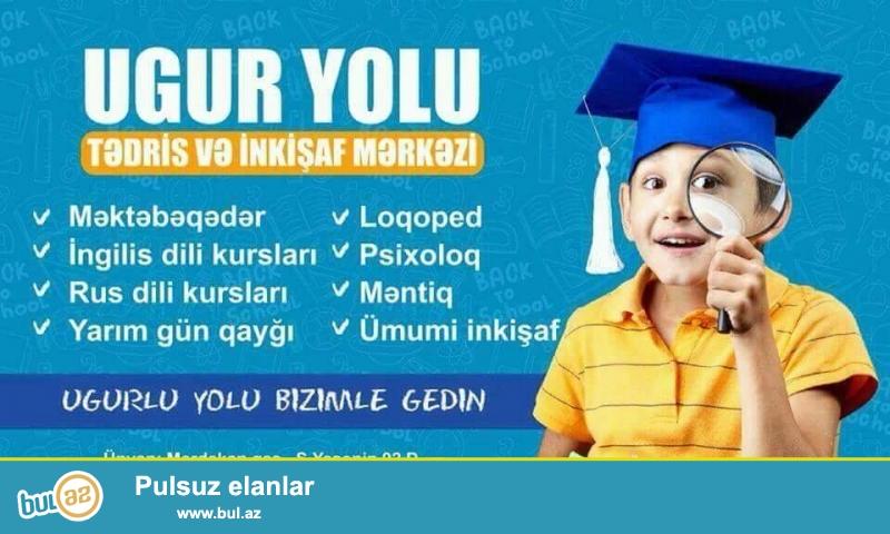 Uğur Yolu İnkişaf və Tədris Mərkəzi Sizi intensiv İngilis dili kursuna dəvət edir...