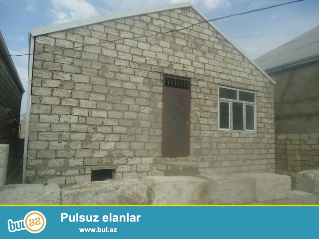 Abşeron rayonu Məhəmmədi qəsəbəsi, Ramin marketin yanında, əsas yoldan 100 metr məsafədə, 1...