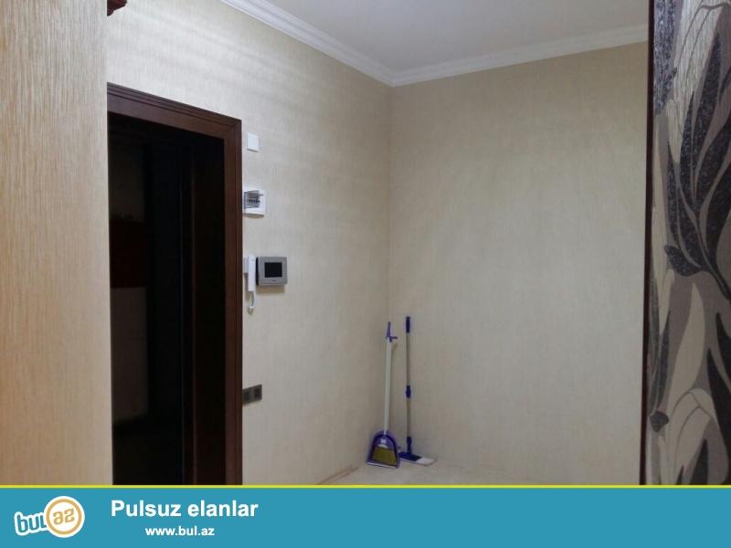 Ясамальский район, по  пр. Матбуат, около Ясамальского парка, в  элитной полностью заселённой новостройке предлагается   2-х комнатная квартира...
