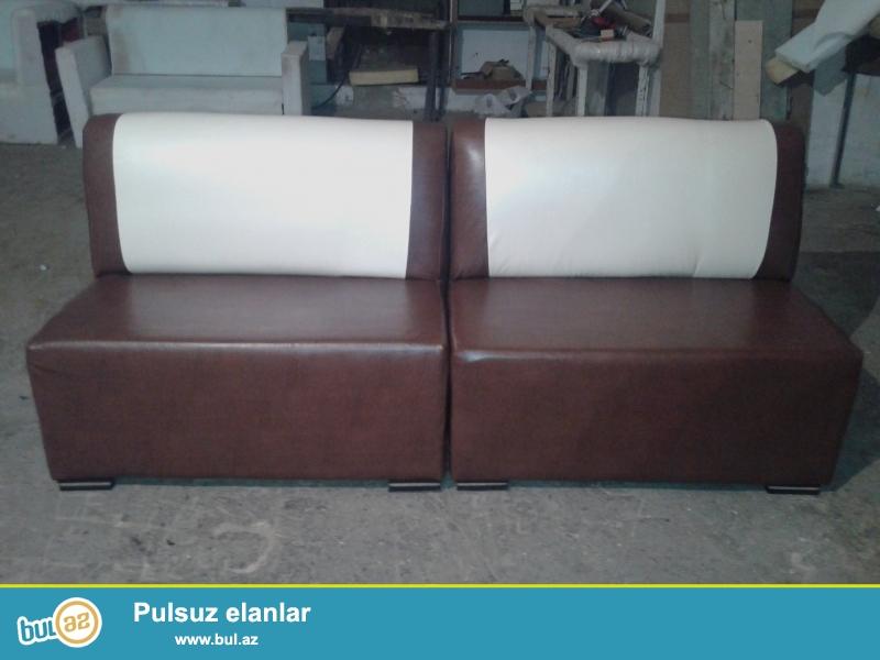 Cayevi divanlari ofis kunc divanlar jurnalniler pilesdesin ucun divanlar hazirlanir
