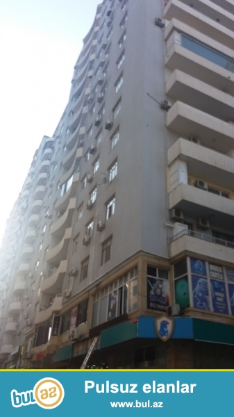 Ясамальский район, 6 паралельная, в полностью заселенной новостройке сдаётся 3-х комнатная квартира...