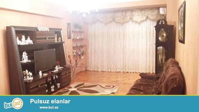 Yasamal rayonu, Zahid Xəlilov küç., 9 mərtəbəli,eksperimental layihəli binanın 2-ci mərtəbəsində, 3 otaqlı mənzil satılır...