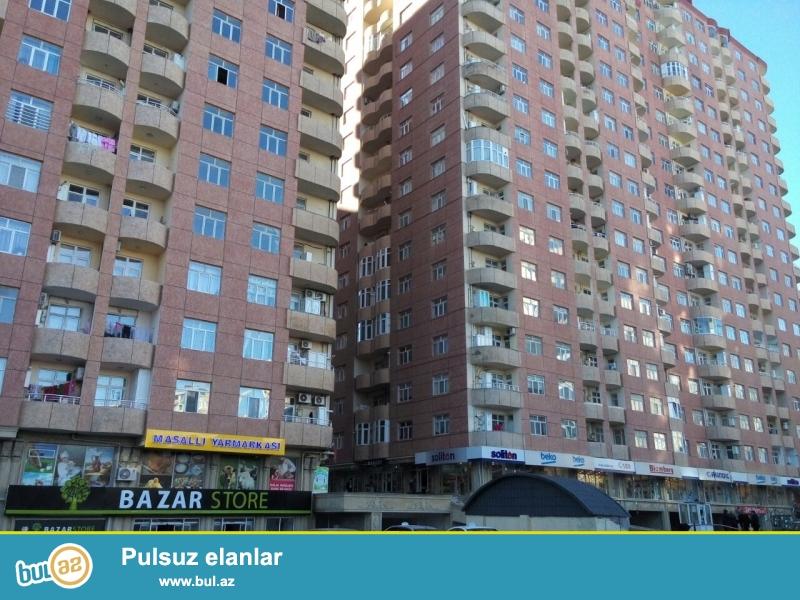 Предлагается 2-х комнатная квартира в новостройке на Ени Ясамале напротив «Бизим маркета»...