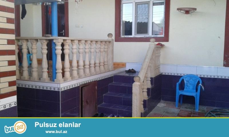 Biləcəri qəsəbəsi Məlikzadə küçəsi döngə 6da 4 otaqlı ela temirli ev satılır...