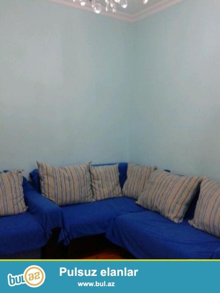 """Срочно! Около м.ст.""""Низами"""" сдается в аренду 2-х комнатная квартира , 2/2 , площадью 75 квадратов..."""